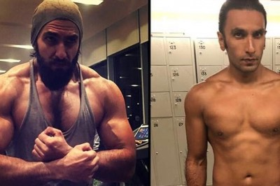 Which Ranveer Singh look do you like? VOTE!