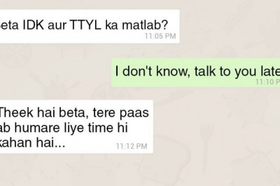 Mom Funny Whatsapp conversation
