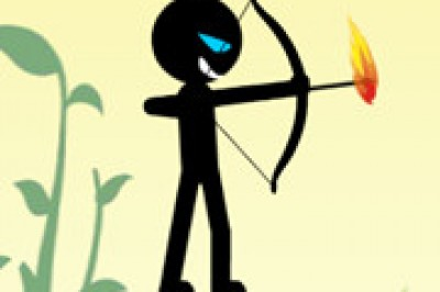 Stickman Archer Online 4 Game