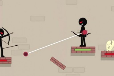 Stickman Archer Online 3 Game