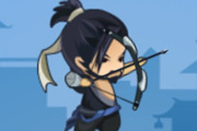 Stickman Archer Online 2 Game