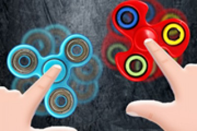 Hand Spinner Simulator Game