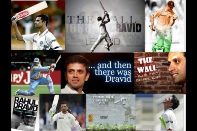 Record Held By Rahul Dravid