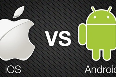 Comparison between Android vs iOS