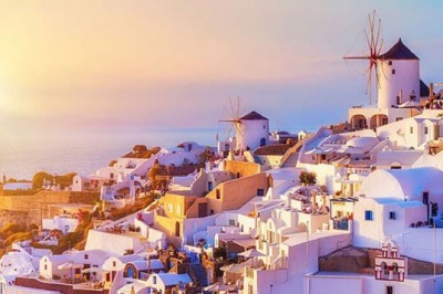 Top 10 destination in Greece