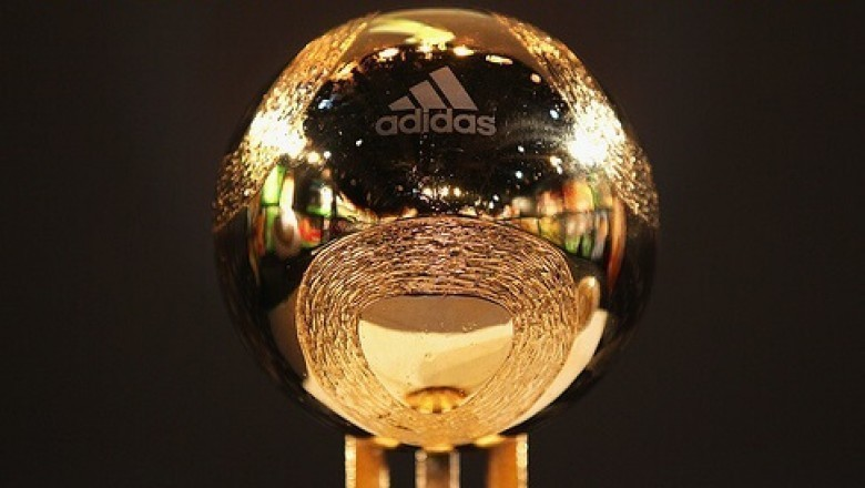 FIFA WORLD CUP- GOLDEN BALL WINNERS