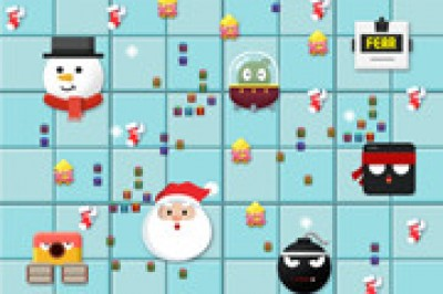 Christmas IO Game