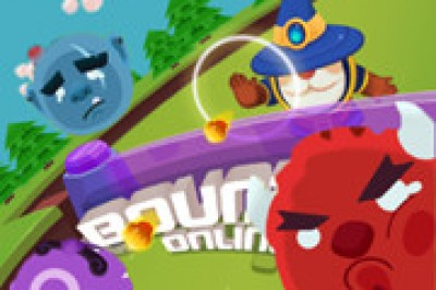 Bounzy Online Game