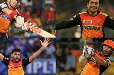 SunRisers Hyderabad Team Review 2018