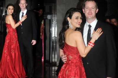 Famous Indian celebrities who married foreigners