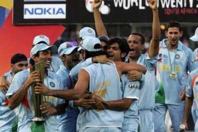 T20I World Cup Winners