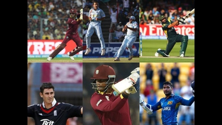 T20I World Cup Man of the Finals