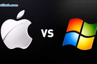 Comparison of Mac Book and Windows PC