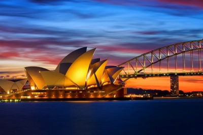 Top 10 tourist destinations in Australia