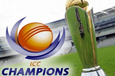 ICC CHAMPIONS TROPHY (ICC KNOCKOUT)- HIGHEST TOTALS
