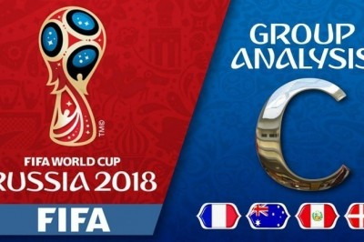 FIFA WORLD CUP 2018 GROUP ANALYSIS- GROUP C