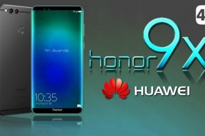 Honor 9X Preview