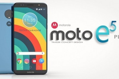 Moto E5 Plus Review