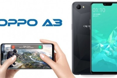 OPPO A3 Preview