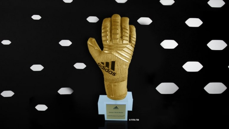 FIFA World Cup Golden Glove(Yashin Award) Winners