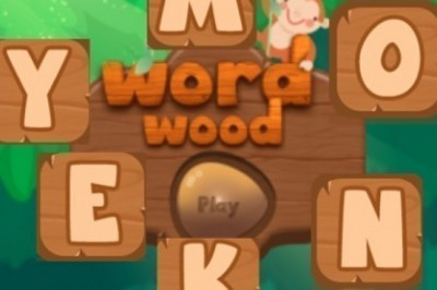 Word Wood Game